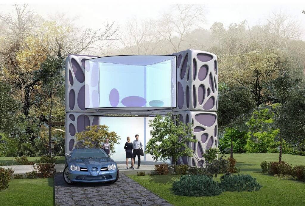 בית עתידי